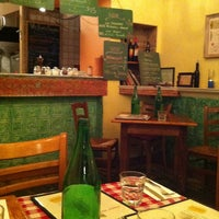 Photo taken at Amorina Cucina Rustica by Marko D. on 9/11/2012