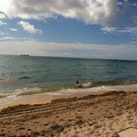 Photo taken at Beach At Suntower by Angie F. on 8/3/2012