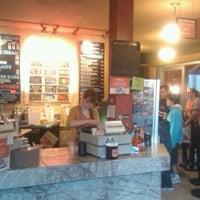 Photo taken at Sebastian Joe's Ice Cream Cafe by Po A. on 3/10/2012