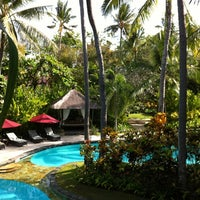 Photo taken at The Laguna, a Luxury Collection Resort & Spa, Nusa Dua, Bali by Мануэль К. on 9/11/2012