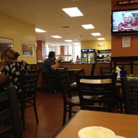 Photo taken at Martin Cafe (Chow Hall) by Matthew B. on 5/3/2012