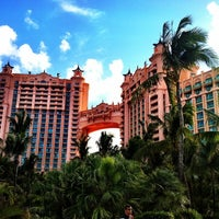 Photo taken at Atlantis Paradise Island Casino & Resort by @24K on 3/2/2012