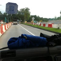 Photo taken at Sungei Tengah Road by Aidil A. on 4/21/2012