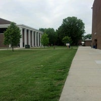 Photo taken at Prince George's Community College by Shaun E. on 5/7/2012