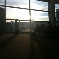 Photo taken at Gate A6 by Cameron S. on 2/23/2012
