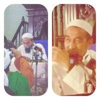 Photo taken at Masjid Jamek Sungai Abong by ⚔Syazwan KяB™⚔ on 6/10/2012