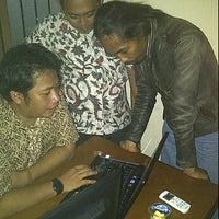 Photo taken at Dinas Bina Marga & Pengairan Tangerang Selatan by EBONK A. on 3/9/2012