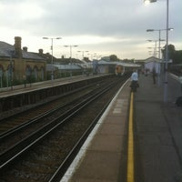 Photo taken at Faversham Railway Station (FAV) by Ivo W. on 6/28/2012