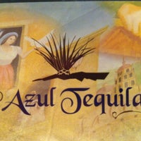 Photo taken at Azul Tequila by John L. on 3/17/2012