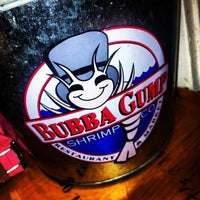 Photo taken at Bubba Gump Shrimp Co. by Keyne F. on 5/27/2012