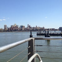 Photo taken at New York Water Taxi - Pier 11, Slip A by Michelle S. on 4/13/2012