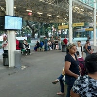 Photo taken at Terminal Central Governador Mário Covas (SITU) by Rodrigo X. on 8/31/2012