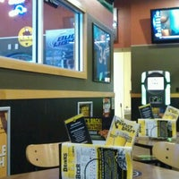 Photo taken at Buffalo Wild Wings by Laura D. on 7/14/2012