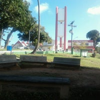 Photo taken at Universidade do Estado da Bahia (UNEB) by felipebastosweb m. on 8/7/2012