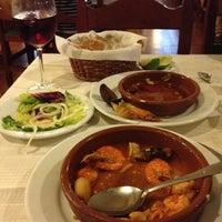 Photo taken at Restaurant La Huerta by Karina I. on 7/22/2012