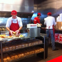 Photo taken at Five Guys by Devans00 .. on 9/1/2012