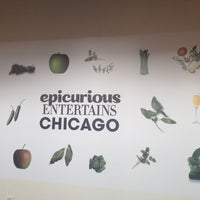 Photo taken at Epicurious Entertains Chicago by Anne on 5/5/2012