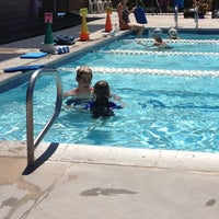 Photo taken at Montecito YMCA by Katie D. on 7/9/2012