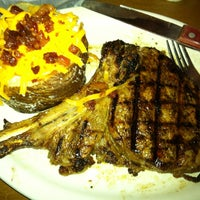 Photo taken at Texas Roadhouse by Heather B. on 3/3/2012