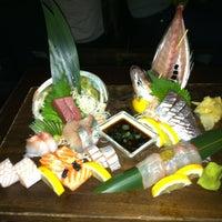 Photo taken at Blue Ribbon Sushi by Kimberly V. on 3/25/2012