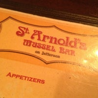 Photo taken at St. Arnold's on Jefferson by Dave N. on 8/6/2012