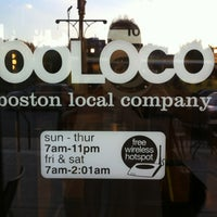Photo taken at Boloco by @WW3 on 6/29/2012