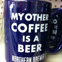 Photo taken at Northern Brewer by Mischa (Michele) K. on 2/11/2012