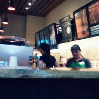 Photo taken at Starbucks Coffee by Aaron Dave F. on 3/6/2012