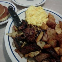 Photo taken at IHOP by Kedric K. on 4/11/2012
