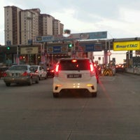 Photo taken at Plaza Tol Sungai Besi by Rozi Effendy R. on 7/20/2012