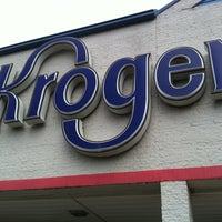 Photo taken at Kroger by Kathy C. on 3/18/2012