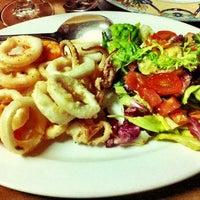 Photo taken at Porta Porta Italian Restaurant by Yappily on 5/4/2012
