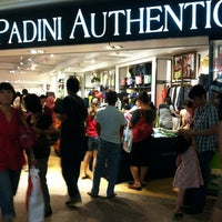Photo taken at Padini Concept Store by Aik Heng C. on 5/1/2012