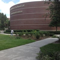 Photo taken at UCF Nicholson School of Communication by Pamela D. on 6/11/2012