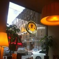 Photo taken at Кофе Хауз by Natalia N. on 5/13/2012