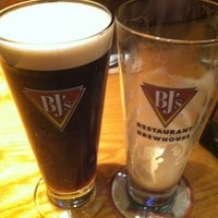 Photo taken at BJ's Restaurant and Brewhouse by Mikey Ariel B. on 3/22/2012