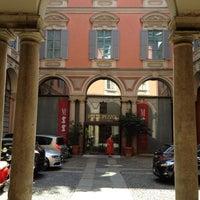 Photo taken at Museo Poldi Pezzoli by Moises C. on 7/9/2012