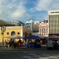 Photo taken at Mercado Público de Florianópolis by Paulo L. on 2/24/2012