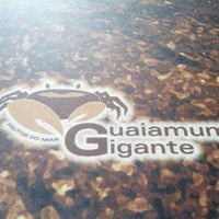 Photo taken at Guaiamum Gigante by Paulo Henrique R. on 9/1/2012
