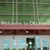 Photo taken at Delaware House Travel Plaza by Desiree P. on 6/15/2012