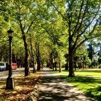 Photo taken at University of Washington by Kate K. on 8/2/2012
