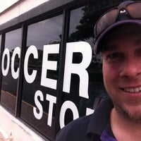 Photo taken at The Soccer Store by Crist J. on 6/7/2012