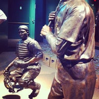 Photo taken at Negro Leagues Baseball Museum by Albert T. on 7/26/2012