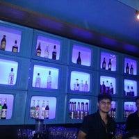 Photo taken at V Spot Bar + Cafe by Rahul A. on 6/23/2012