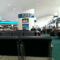 Photo taken at Bishop International Airport (FNT) by Amanda B. on 6/28/2012