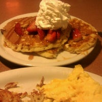 Photo taken at Denny's by Adrian G. on 4/8/2012