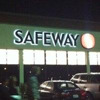 Photo taken at Safeway by A J M. on 3/3/2012