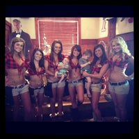 Photo taken at Twin Peaks Restaurant by Kayla R. on 5/4/2012