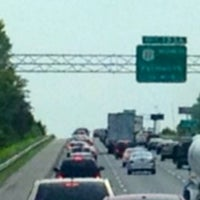 Photo taken at Interstate 95 by Stewi D. on 5/18/2012