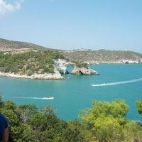 Photo taken at Parco Del Gargano by SprinGi on 8/19/2012